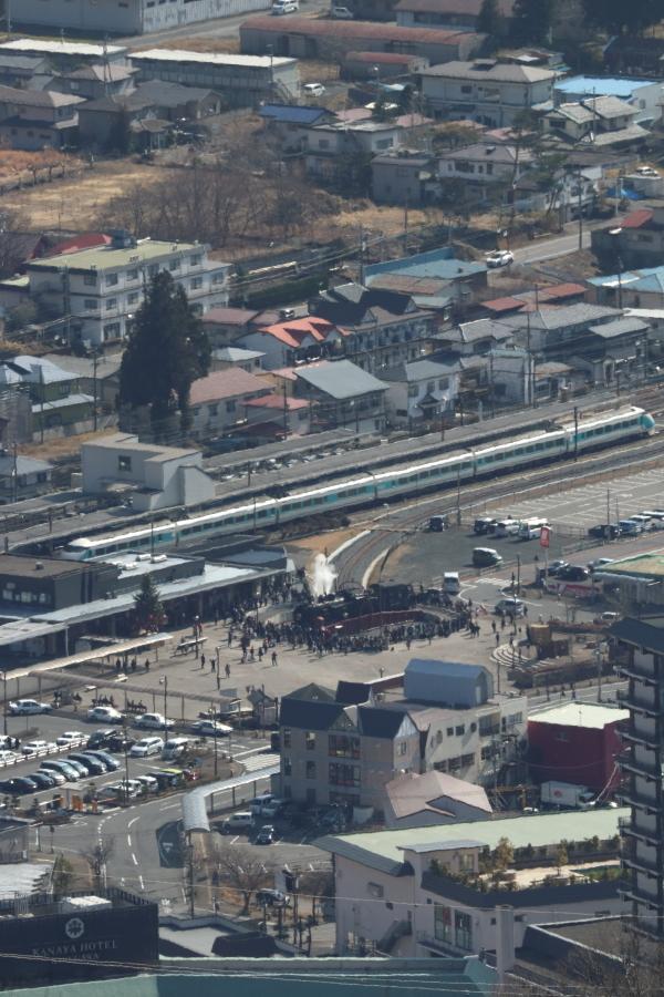 駅前で機関車が観れる駅 - 2020年早春・東武鬼怒川線 -_b0190710_22560347.jpg