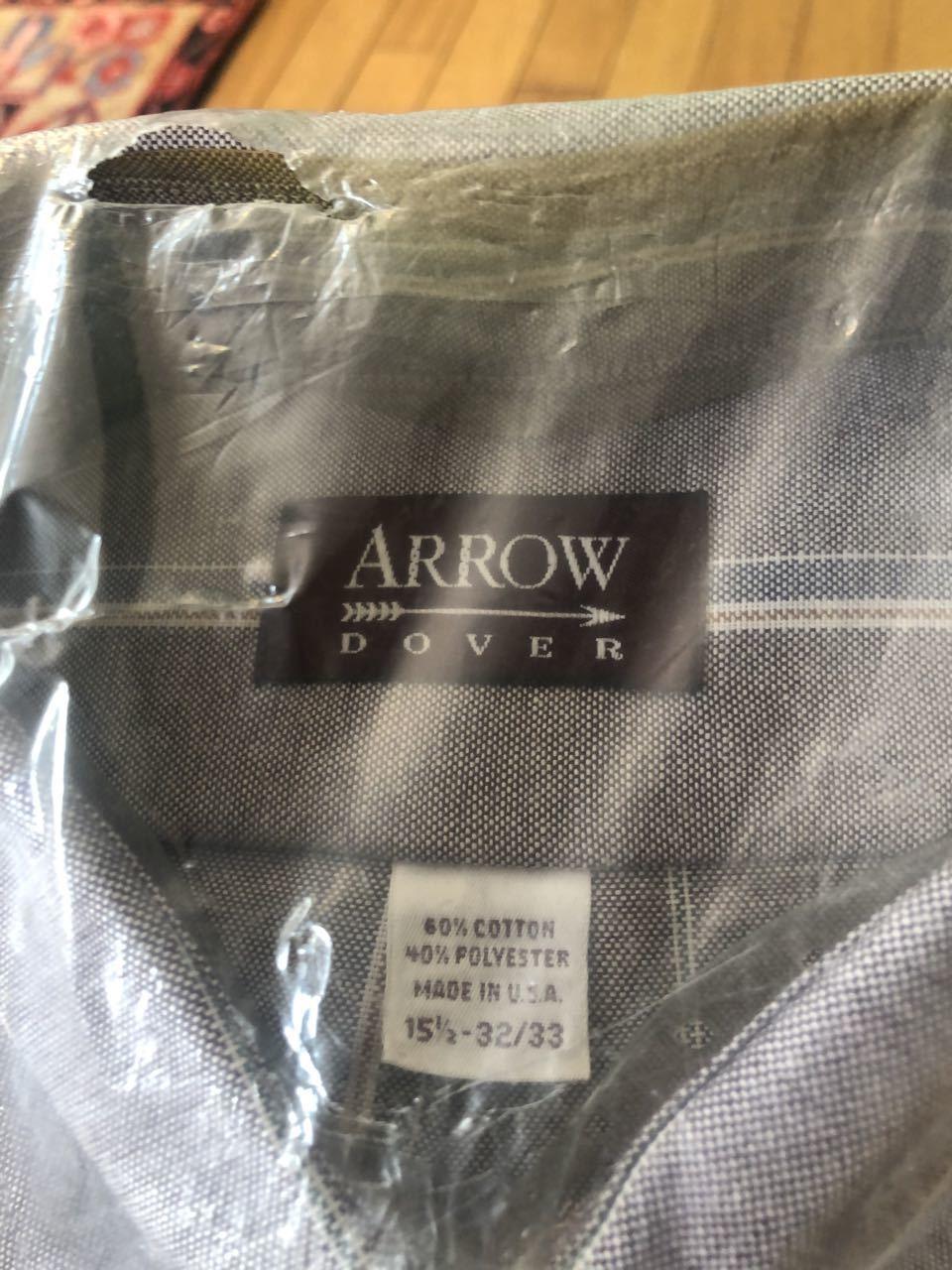 3月17日(火)80s~ デッドストック ARROW B.D シャツ!_c0144020_13053697.jpg