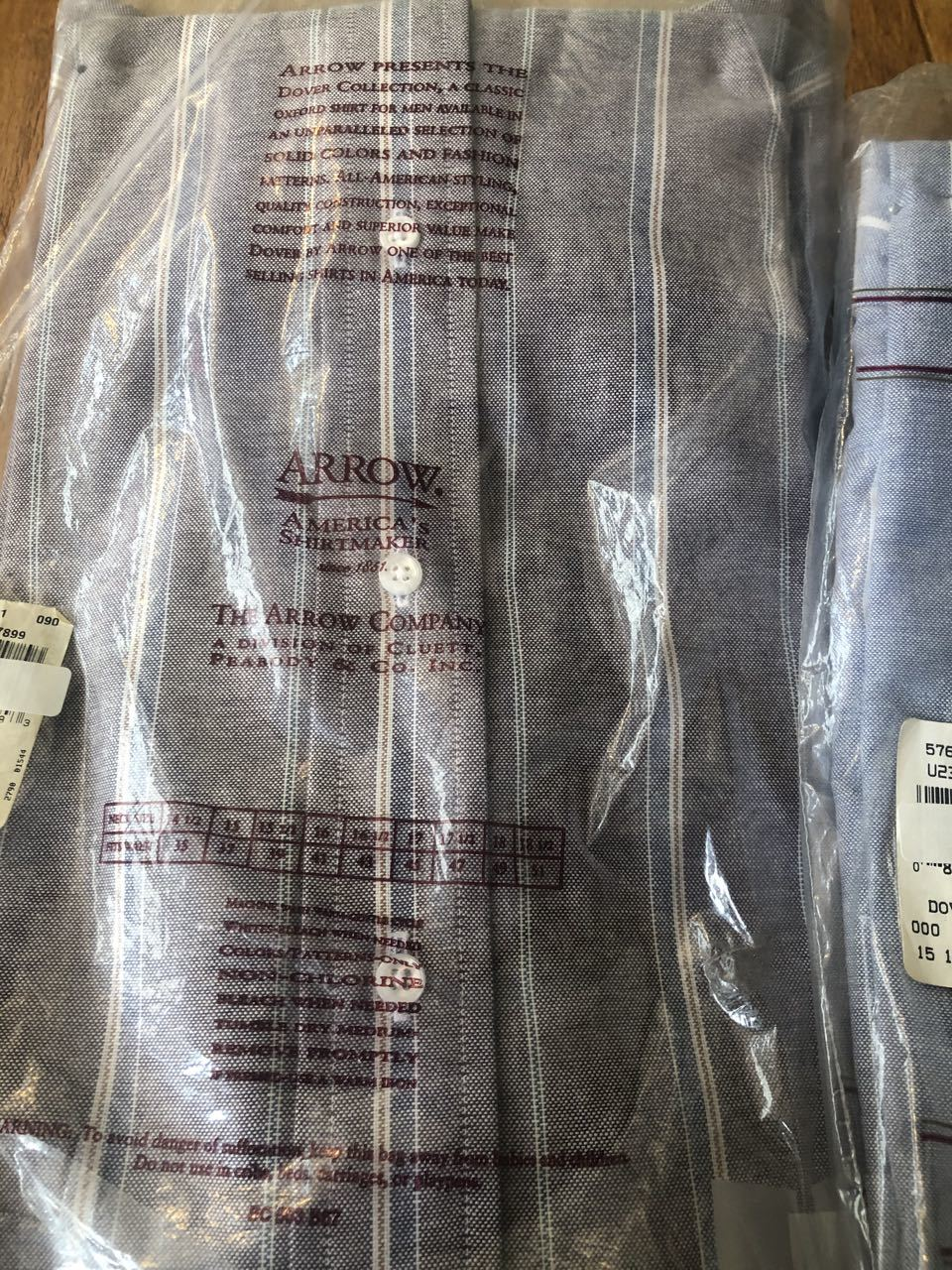 3月17日(火)80s~ デッドストック ARROW B.D シャツ!_c0144020_13055148.jpg