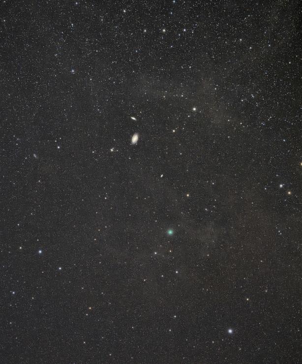 M81、82に近づいたアトラス彗星(C/2019 Y4)と分子雲_e0344621_10535161.jpg