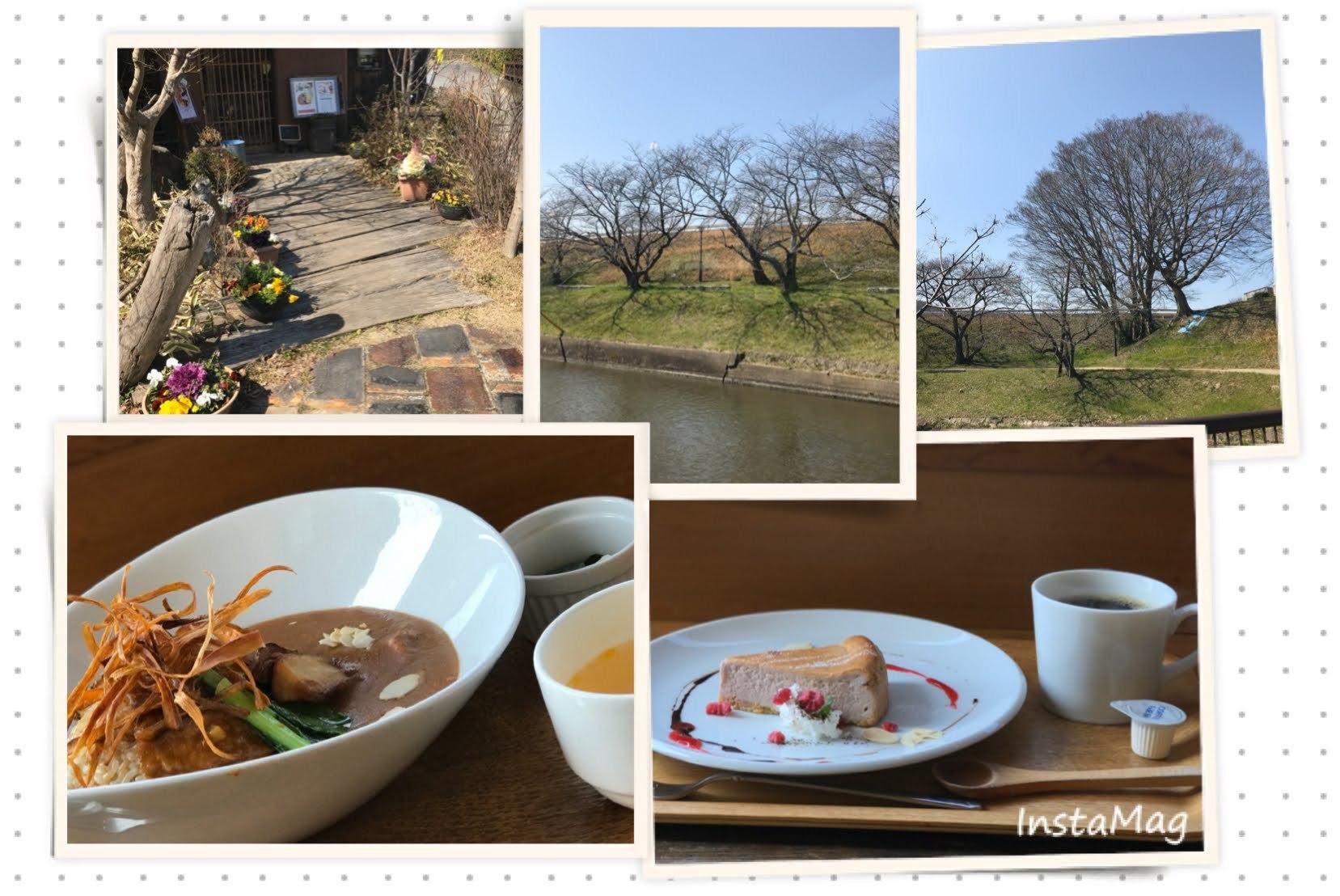 水辺のカフェ de ランチ_c0026824_18061004.jpg