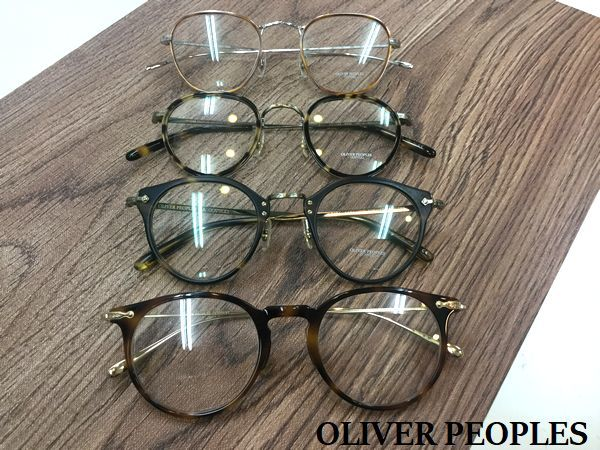 OLIVER PEOPLES  NEW MODEL 紹介します! by甲府店_f0076925_11265358.jpg