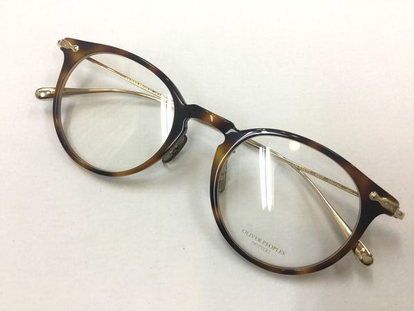 OLIVER PEOPLES  NEW MODEL 紹介します! by甲府店_f0076925_11411251.jpg