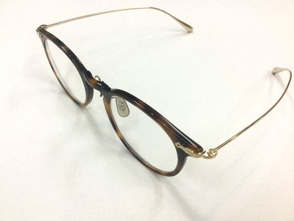 OLIVER PEOPLES  NEW MODEL 紹介します! by甲府店_f0076925_11411627.jpg