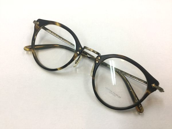 OLIVER PEOPLES  NEW MODEL 紹介します! by甲府店_f0076925_11412517.jpg