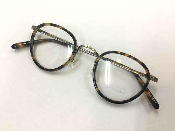 OLIVER PEOPLES  NEW MODEL 紹介します! by甲府店_f0076925_11413642.jpg