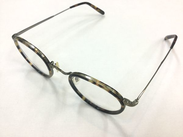 OLIVER PEOPLES  NEW MODEL 紹介します! by甲府店_f0076925_11414705.jpg