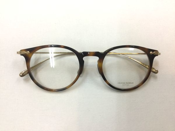 OLIVER PEOPLES  NEW MODEL 紹介します! by甲府店_f0076925_11441496.jpg