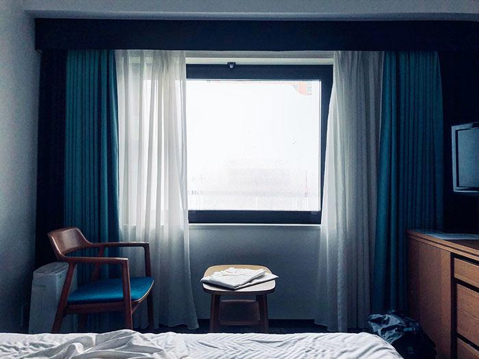 ホテルグランヴィア広島 814号室 / iPhone 8_c0334533_22591656.jpg