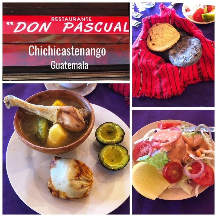 中米最初のランチはチチカステナンゴで♪@グアテマラ_a0092659_23015821.jpg