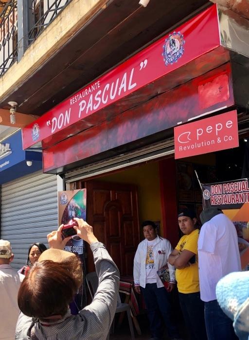 中米最初のランチはチチカステナンゴで♪@グアテマラ_a0092659_23021818.jpg
