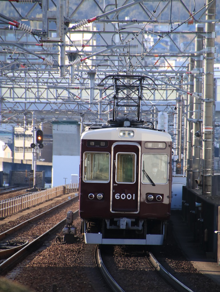 阪急6000系 6001F _d0202264_3394514.jpg