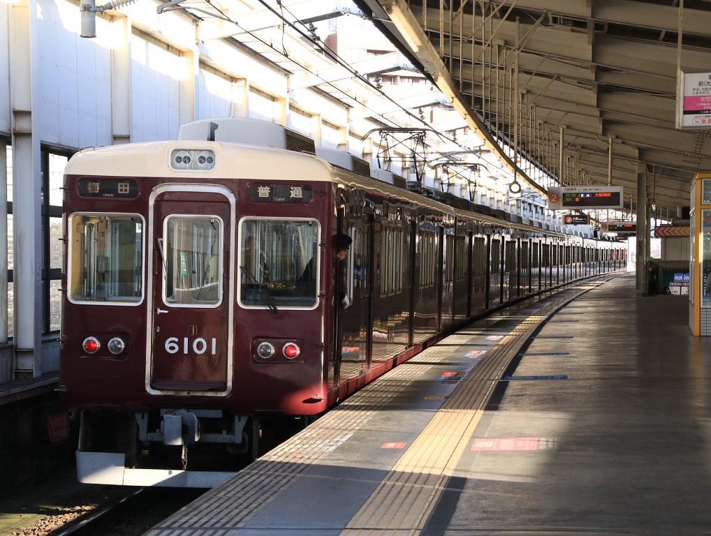 阪急6000系 6001F _d0202264_3403087.jpg