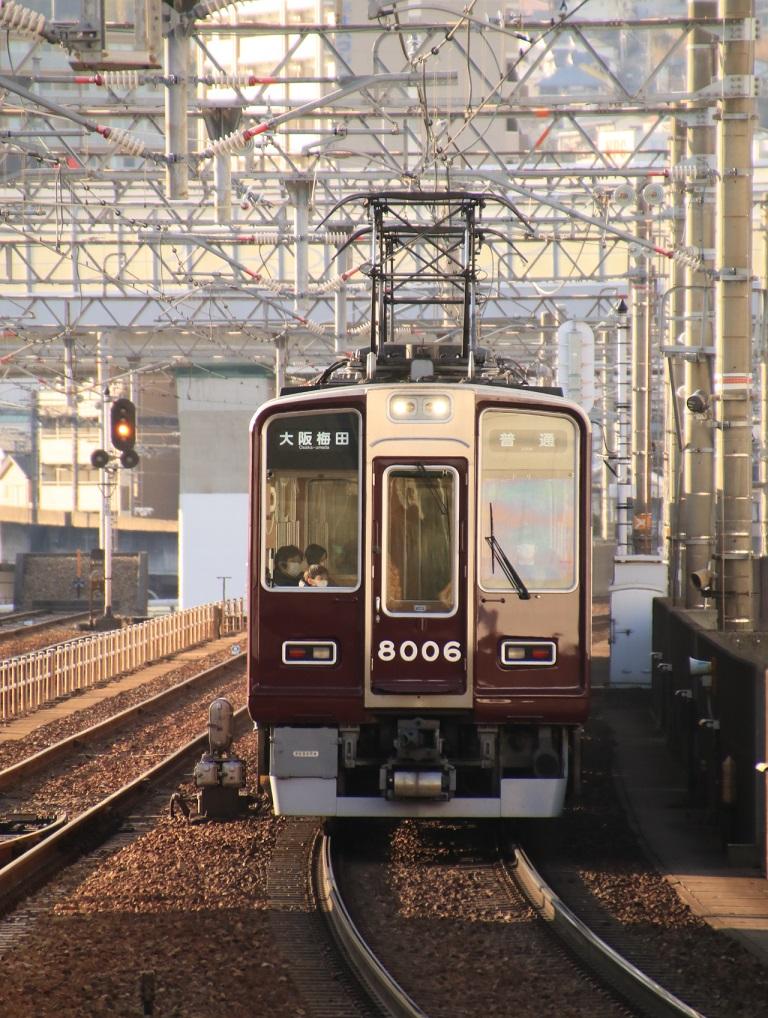 阪急8000系 8006F_d0202264_3424516.jpg