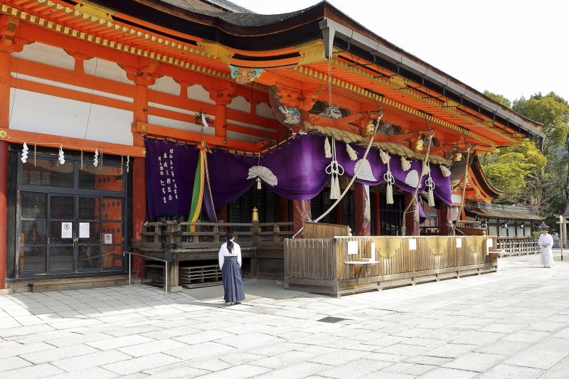 八坂神社 祈念祭_c0196076_22595473.jpg