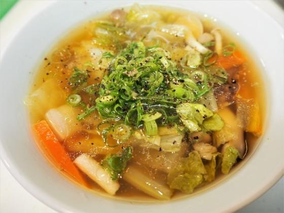 牛すじと野菜のスープ_a0258686_07260107.jpg