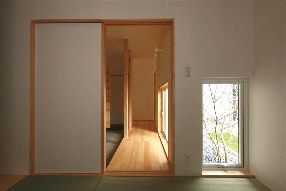 吹抜でつながるタテとヨコに広がる住まい オープンハウスの見どころ_b0349892_14345781.jpg