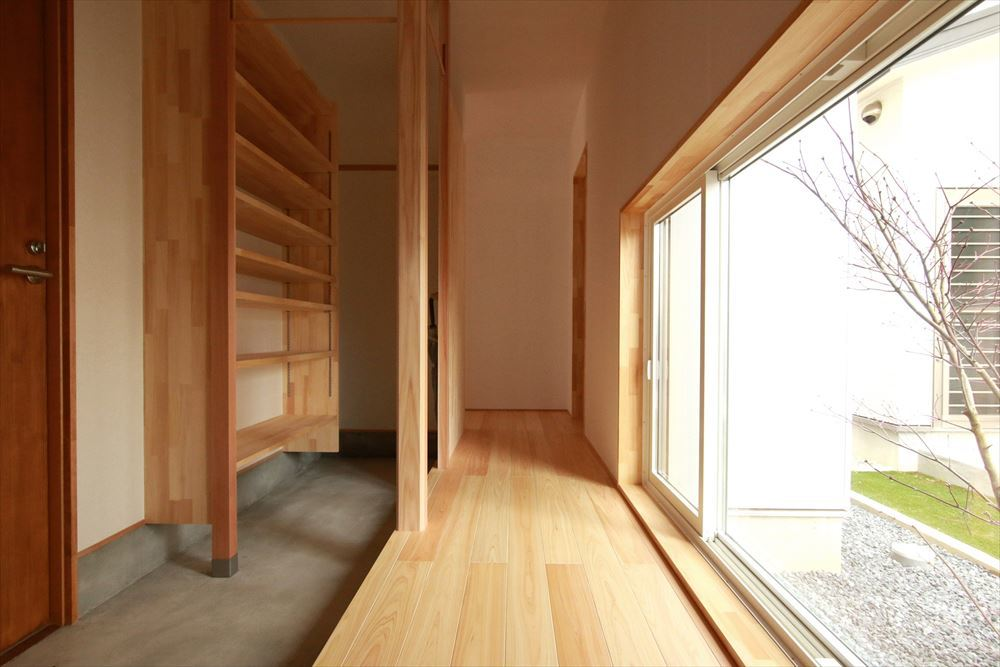 吹抜でつながるタテとヨコに広がる住まい オープンハウスの見どころ_b0349892_14353054.jpg