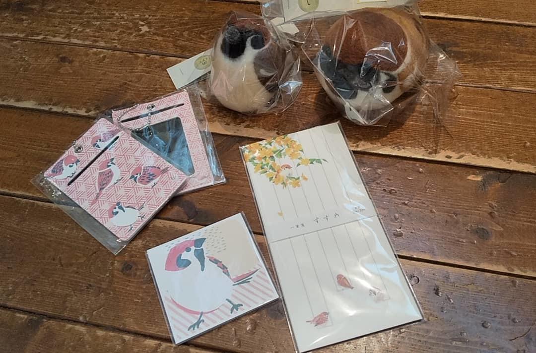 関西つうしん【鳥展 vol.10】志水恵美さん作品、通販について_d0322493_22414002.jpg