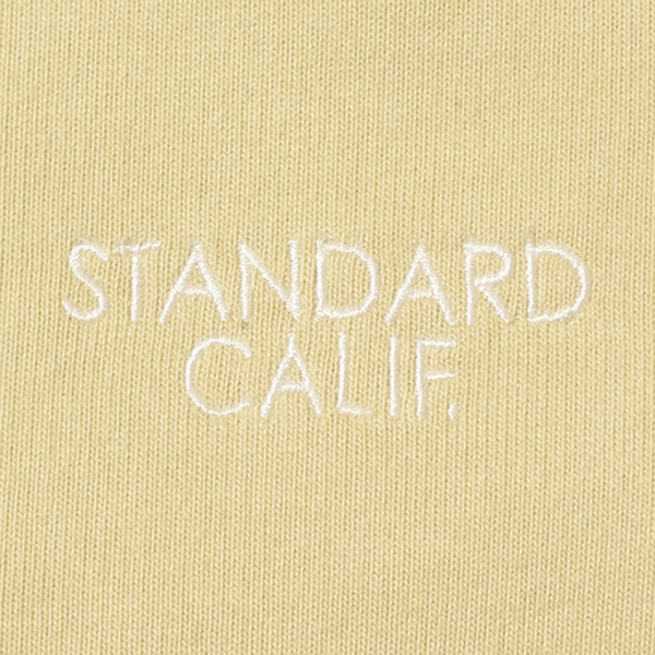 【DELIVERY】 STANDARD CALIFORNIA - Pima Cotton Pullover Hood Sweat_a0076701_12530792.jpg