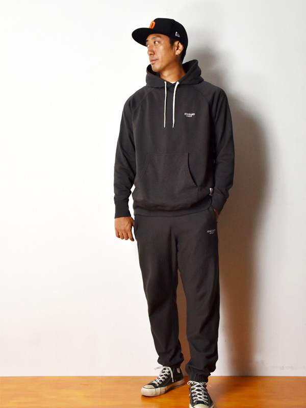 【DELIVERY】 STANDARD CALIFORNIA - Pima Cotton Pullover Hood Sweat_a0076701_12532637.jpg