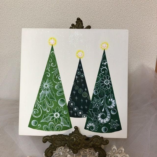 パネル  (クリスマスツリー)_e0245805_12185035.jpeg