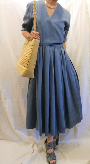 Hermes Cotton Dress_f0144612_17411290.jpg
