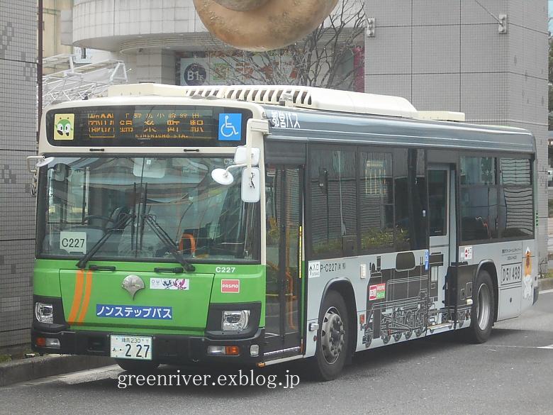 東京都交通局 P-C227 【群馬】_e0004218_19345084.jpg
