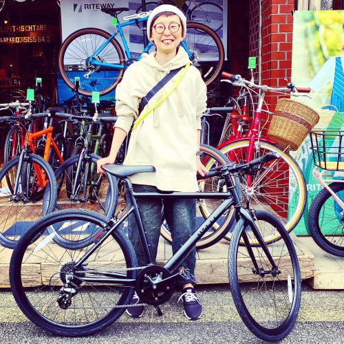 ☆tern ターン 特集☆「 CLUTCH クラッチ 」 クロスバイク 650c おしゃれ自転車 自転車女子 自転車ガール クラッチ ターン rojibikes クレスト_b0212032_18393508.jpeg
