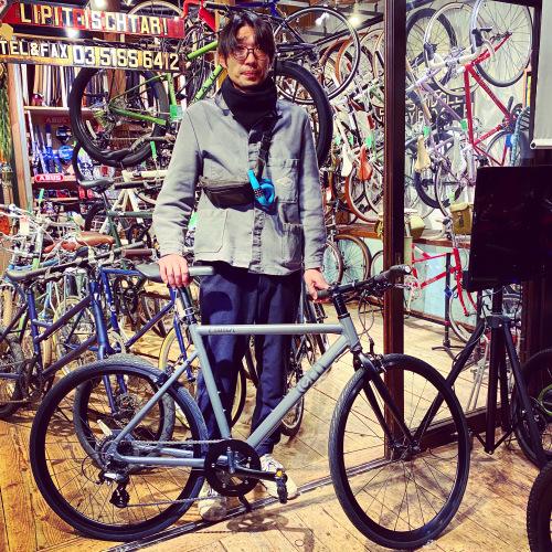 ☆tern ターン 特集☆「 CLUTCH クラッチ 」 クロスバイク 650c おしゃれ自転車 自転車女子 自転車ガール クラッチ ターン rojibikes クレスト_b0212032_18394928.jpeg