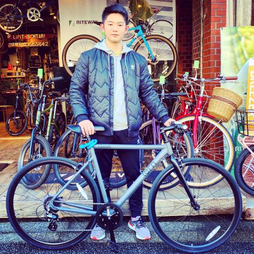 ☆tern ターン 特集☆「 CLUTCH クラッチ 」 クロスバイク 650c おしゃれ自転車 自転車女子 自転車ガール クラッチ ターン rojibikes クレスト_b0212032_18401865.jpeg