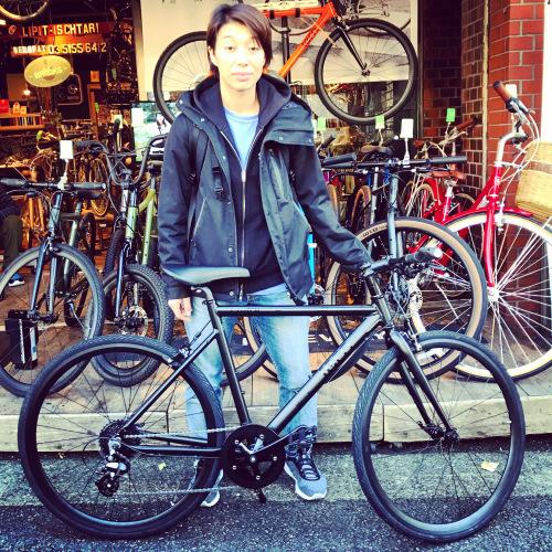 ☆tern ターン 特集☆「 CLUTCH クラッチ 」 クロスバイク 650c おしゃれ自転車 自転車女子 自転車ガール クラッチ ターン rojibikes クレスト_b0212032_18403735.jpeg