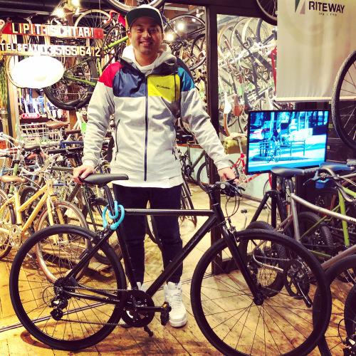 ☆tern ターン 特集☆「 CLUTCH クラッチ 」 クロスバイク 650c おしゃれ自転車 自転車女子 自転車ガール クラッチ ターン rojibikes クレスト_b0212032_18420797.jpeg
