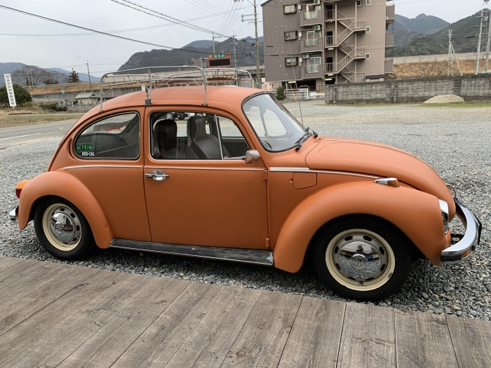 FOR SALE!! 1974 VW TYPE1 1303s ビートル!!_c0250233_16551760.jpg