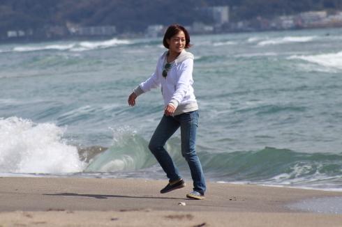 念願の(笑)やわらかパイルビーチパーカー♪  (応援クーポンのお知らせ)_d0108933_00140120.jpg