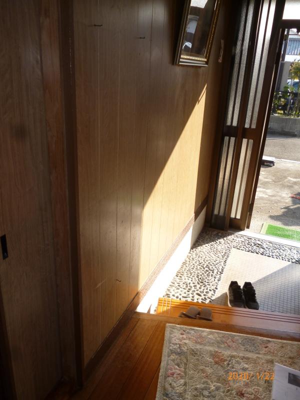 松山市 Y様邸 手摺取付工事_a0167735_13451466.jpg