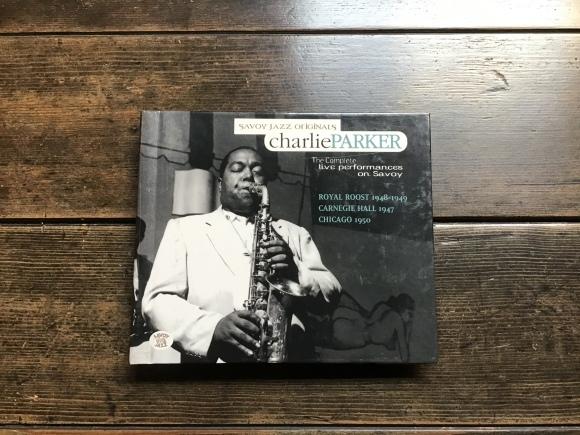 Complete Savoy Live Performances / Charlie Parker_e0230141_12394985.jpeg