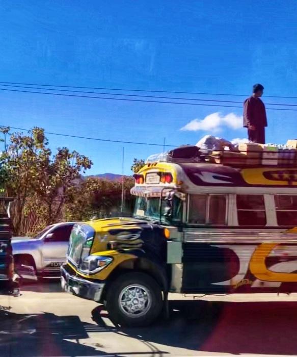 チチカステナンゴでの風景@グアテマラ_a0092659_00133940.jpg