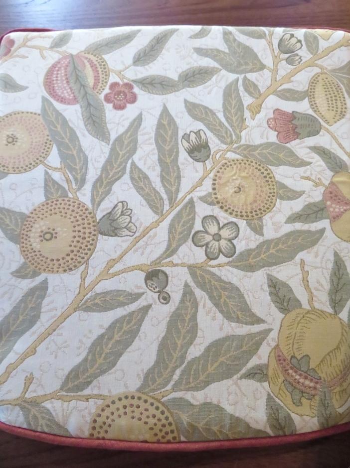 ウィリアムモリス シートクッション『フルーツ(果物)』 モリス正規販売店のブライト_c0157866_18551851.jpg