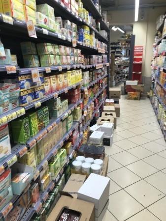移動禁止令8日目、近所のスーパーに行ってみた/伊COVID-19(17/03/2020)_a0136671_02082598.jpeg
