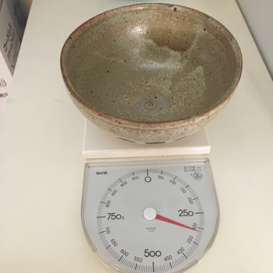 公民館、サークルの方の作品を失礼ながら重さを測ってみる_b0232876_19373500.jpg
