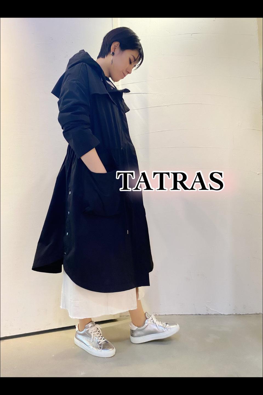 20SS「TATRAS タトラス」新作モッズコートの「FALEA」入荷です。_c0204280_17352640.jpg