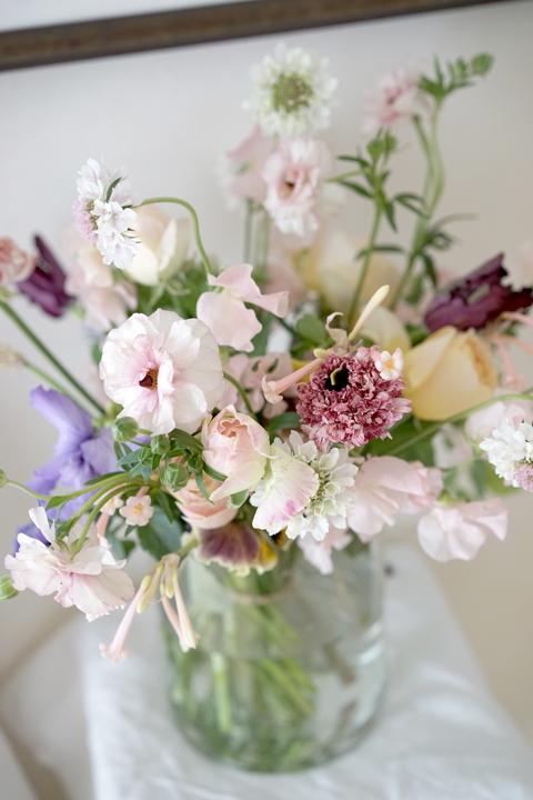 2月のレッスン ナチュラルな花束 1_f0127281_19311151.jpg