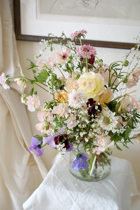 2月のレッスン ナチュラルな花束 2_f0127281_19424227.jpg