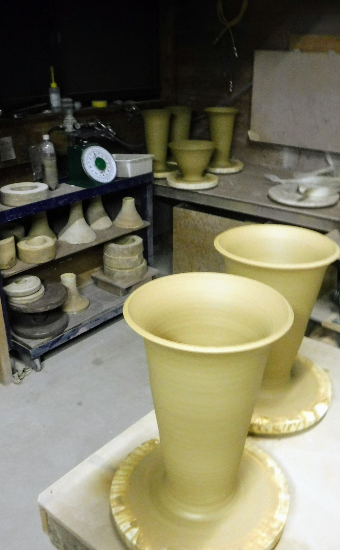 花器作り開始と反省会_d0195183_00305817.jpg
