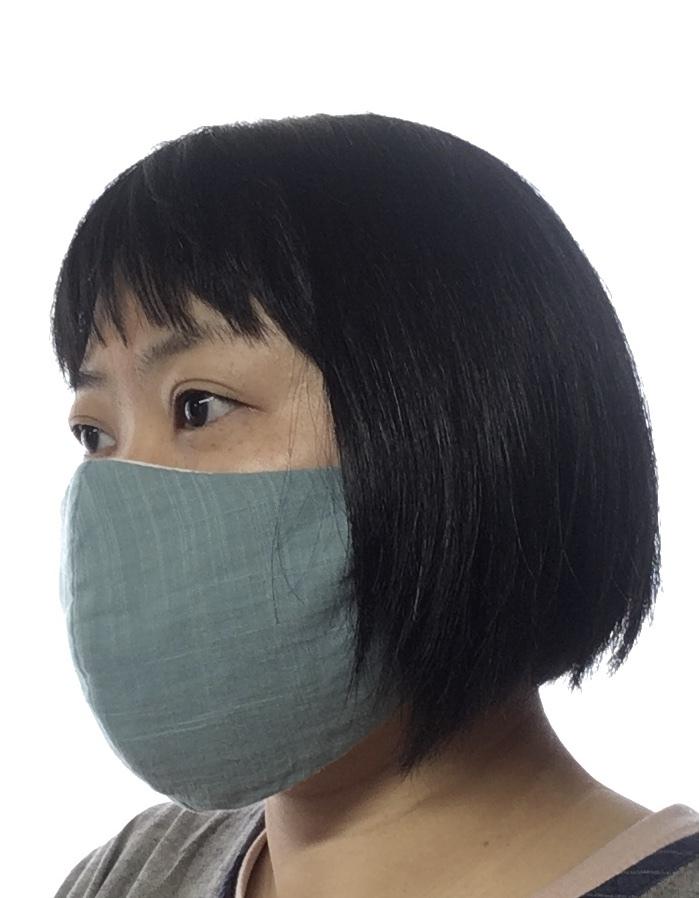 真綿入りの手づくりマスク_e0143294_10020215.jpeg
