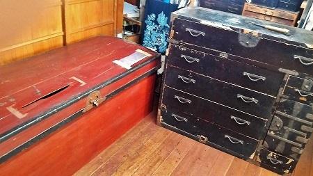 古い和家具のリメイク 2020.03.19_c0213599_23331058.jpg