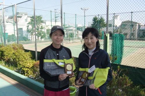 2020年3月18日(水)女子ダブルスオープントーナメント_b0158200_14234163.jpg