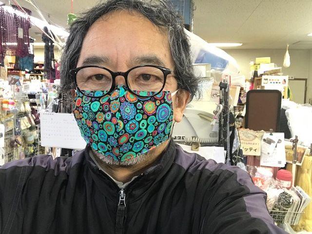 ケイフファセットのマスク_d0156706_11142583.jpg