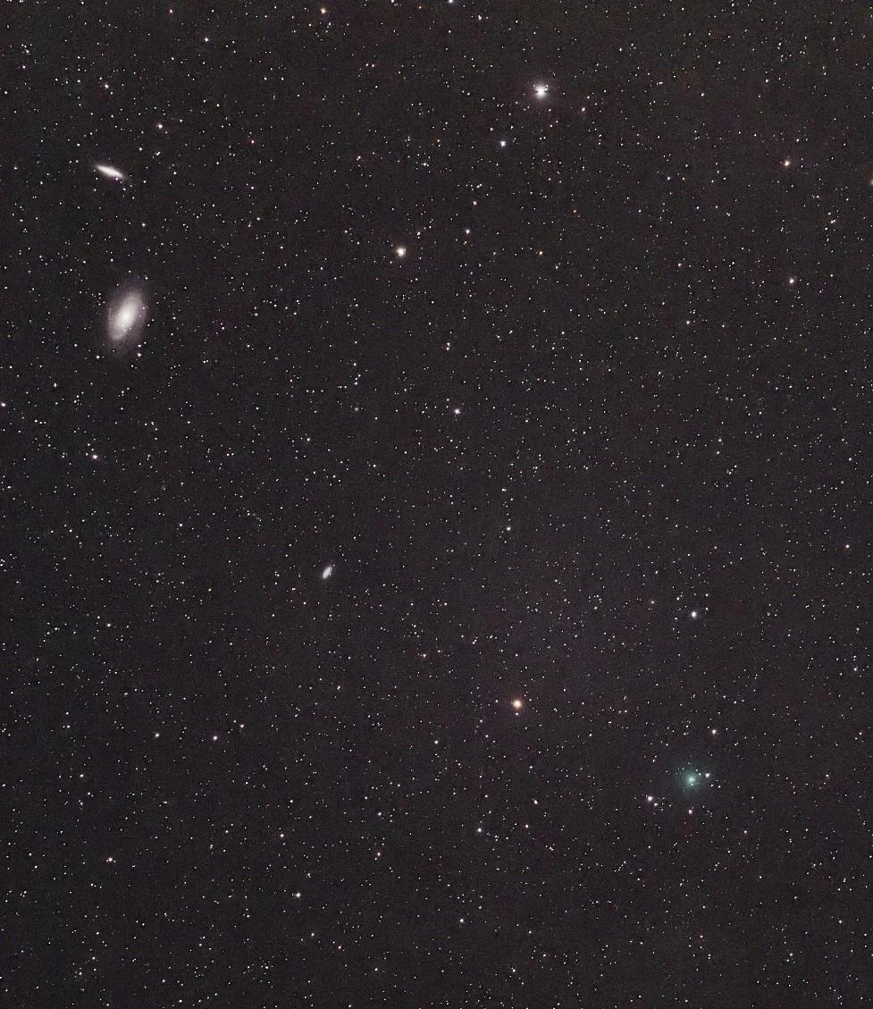3/19のアトラス彗星(C/2019 Y4)_e0344621_11121238.jpg